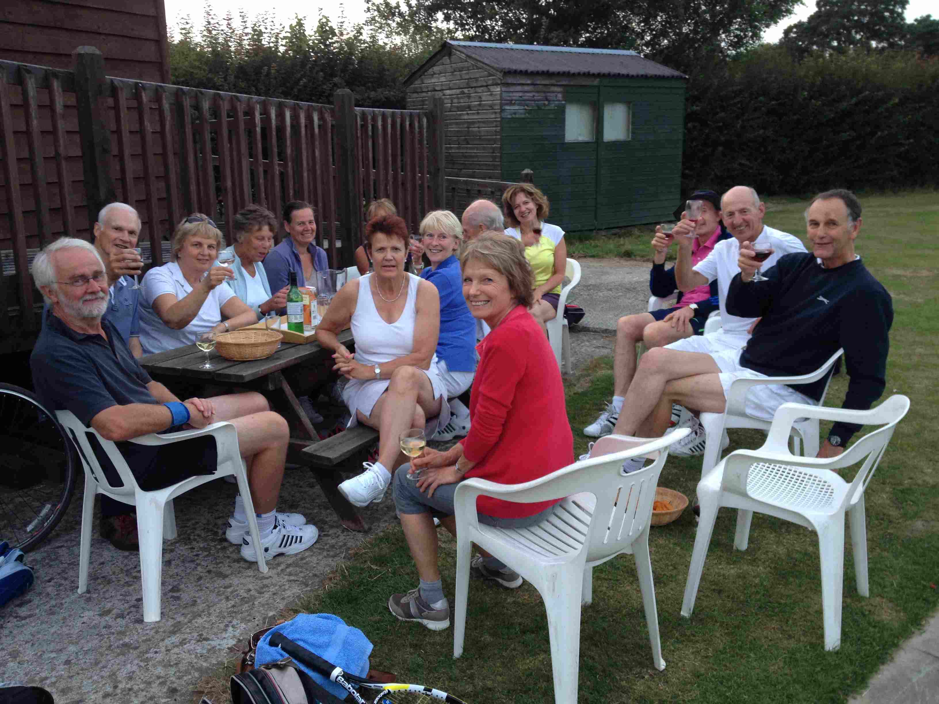 Club Evening August 2014